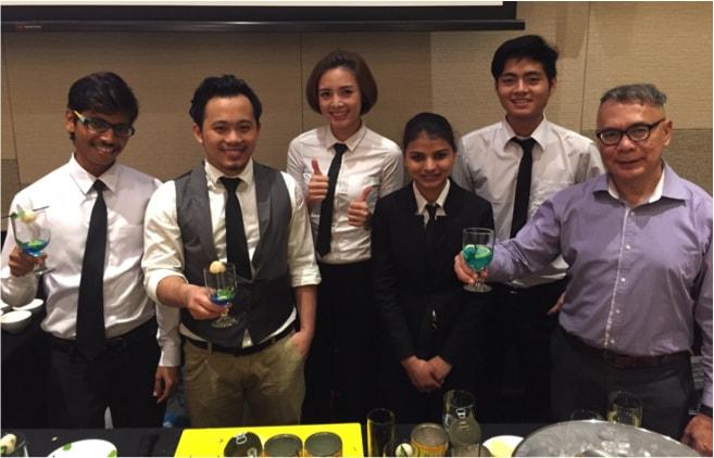 Mocktail Showcase – ICAS Training & Education College Pte Ltd
