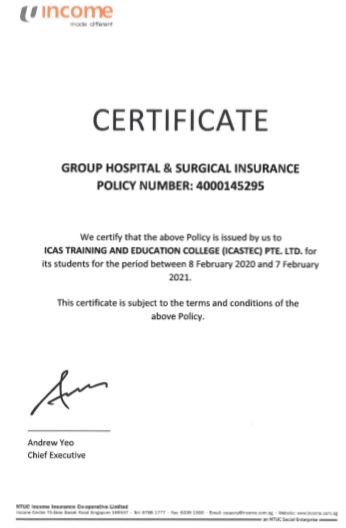 medical insurance 2020